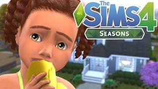 AUTUMN SUNSHINE - The Sims 4: Seasons | Episode 1