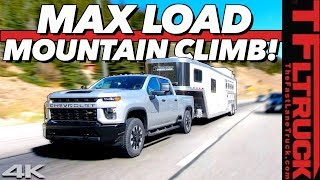The New 2020 Chevy Silverado HD Gasser Broke Our Ike Gauntlet Scoring System - Here Is How!