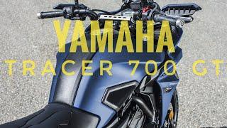Test ride și impresii - Yamaha tracer 700 GT 2019