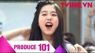 (Vietsub) PRODUCE 101 mùa 1 | Các thực tập sinh cực sung sức trong lần đầu biểu diễn ngoài trời