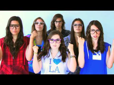 where Have You Been By Rihanna, Cover By Cimorelli! 200 Million Views!!! video