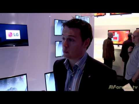IFA 2009: LG OLED TV Technology