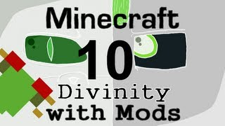 Minecraft: Divinity with Mods(10): A New Realm
