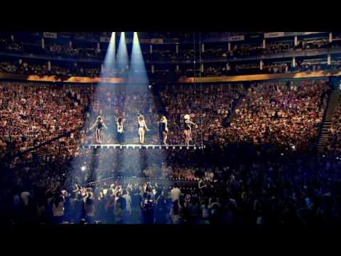Girls Aloud - Untouchable [Out Of Control Tour DVD]