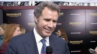 Will Ferrell on Where Anchorman's Ron Burgundy Would Work Today | POPSUGAR Interview