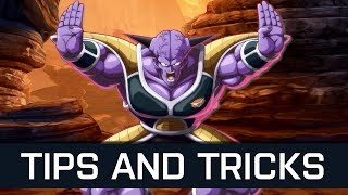 Dragon Ball FighterZ - Tips and Tricks: Ginyu/The Ginyu Force