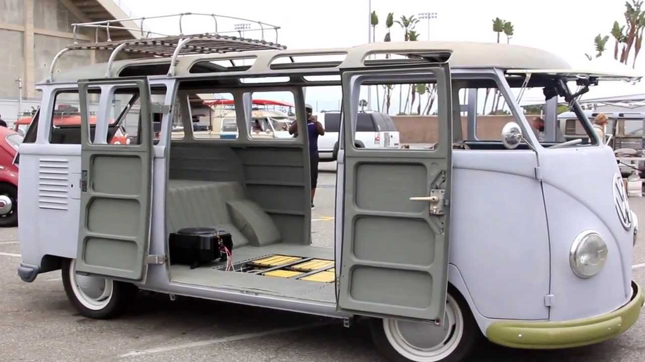 Electric Car Conversion Vw Bus