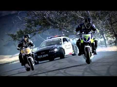 Drift Moto Vs Carro