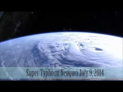 Super Typhoon Neoguri - July 9, 2014