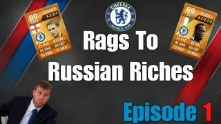 FIFA 12 UT | Rags to Russian Riches - Episode 1