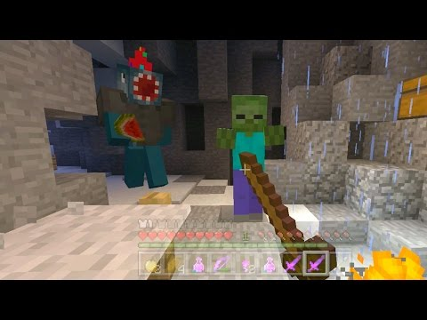 Minecraft Xbox Herocriptic The Warlock 4