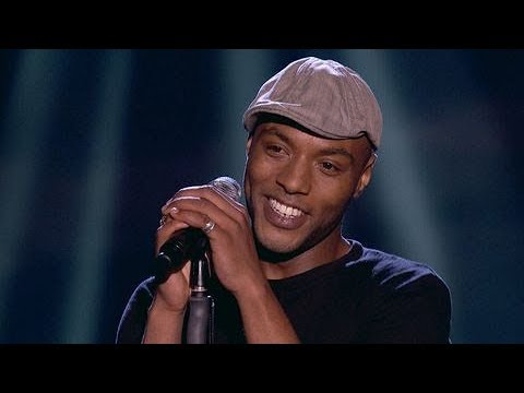 The Voice UK 2013 | LB Robinson performs 'She's A Lady' - Blind Auditions 4 - BBC One