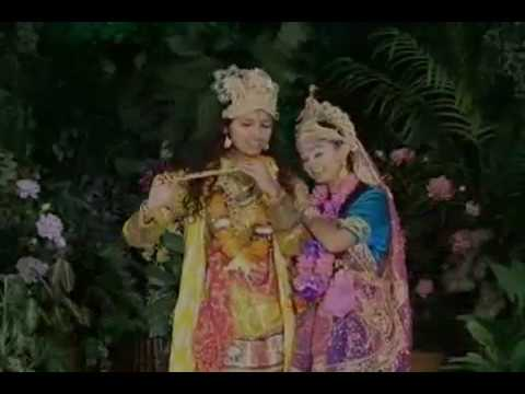 Sharat Poornima And Maharas Leela 2005 At Radha Madhav Dham video
