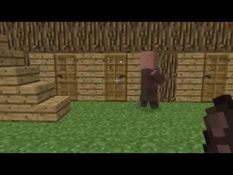 Minecraft - Ферма Изумрудов/Emerald farm