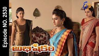 Abhishekam |25th February 2017 | Full Episode No 2530| ETV Telugu