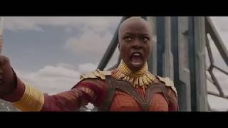 Black Panther Trailer | Chadwick Boseman, Michael B. Jordan, Lupita Nyong'o, Danai Gurira