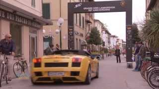 Lamborghini 50th Anniversary Tour - 1st Stage