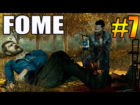 Mortos De Fome - The Walking Dead #7 video