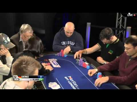 EPT 9 - London (Day 2, Part 3)  [RUS]