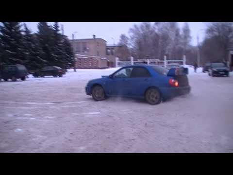 Subaru Impreza Drift ( 300 л. с., г. Отрадный)