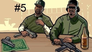 GTA San Andreas Walkthrough Part 5 Türkçe - Usta Hırsız Abarcan