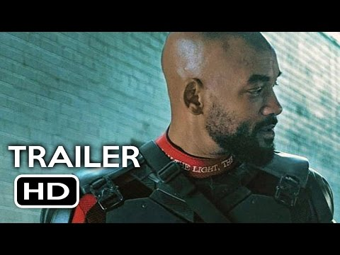 Suicide Squad Deadshot Trailer (2016) Jared Leto, Margot Robbie Action Movie HD