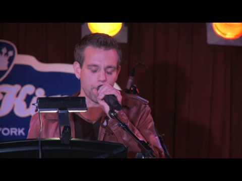 Adam Pascal performs Jeremy Schonfelds Gone from DRIFT, LIVE! at BB Kings