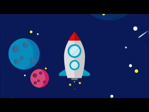After Effects - Animasi Roket Sederhana