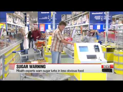 U.S. FDA pushes for cap on daily sugar consumption   美FDA, ″하루 설탕 섭취량 50g 넘