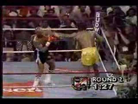 Hagler vs Hearns Round 2 Video