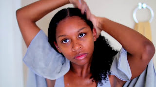 🍂Fall Wash N Go 2017 |  Using Affordable Drugstore Products