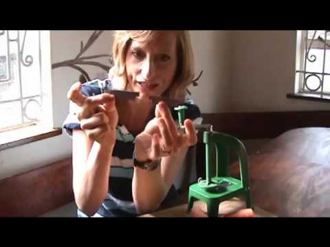 Kate's Benriner Spiral Vegetable Slicer