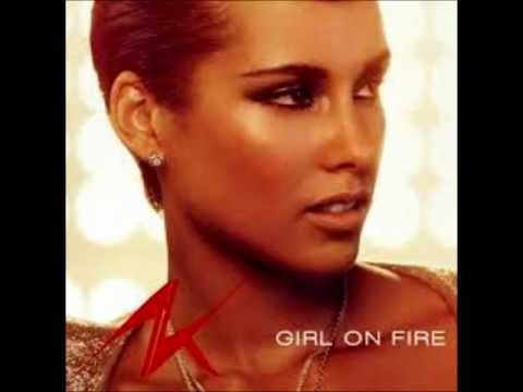Alicia Keys- Girl On Fire video