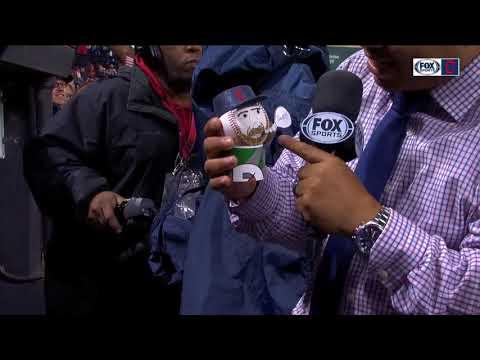 Cleveland Indians construct Zach McAllister as third Mini Team baseball of night