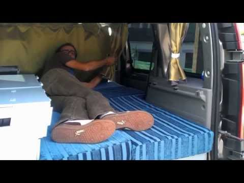 Renault kangoo camping car - camper van