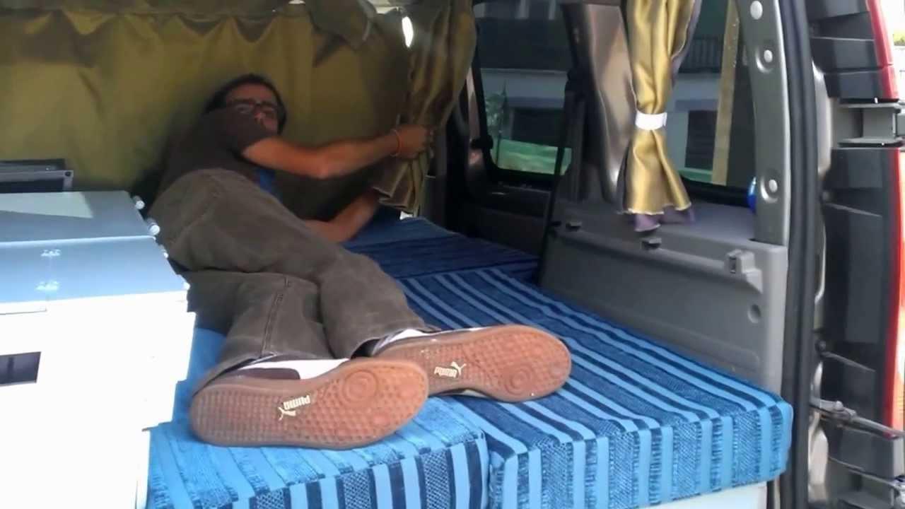 Renault Kangoo Camping Car