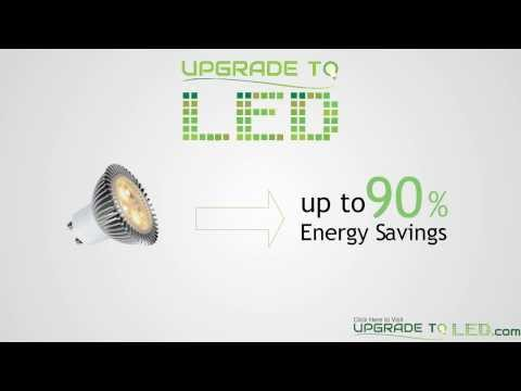 Bright LED Gu10