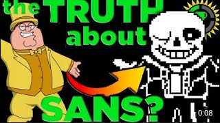 Game Theory: Is PETER Actually SANS?!!