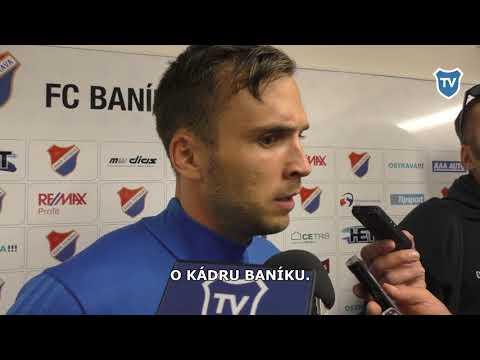 4. kolo: rozhovor s Lukášem Pazderou po utkání s Teplicemi (3:3)
