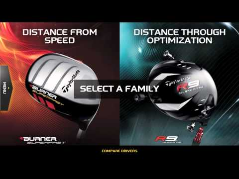 TaylorMade Golf: Touch Screen