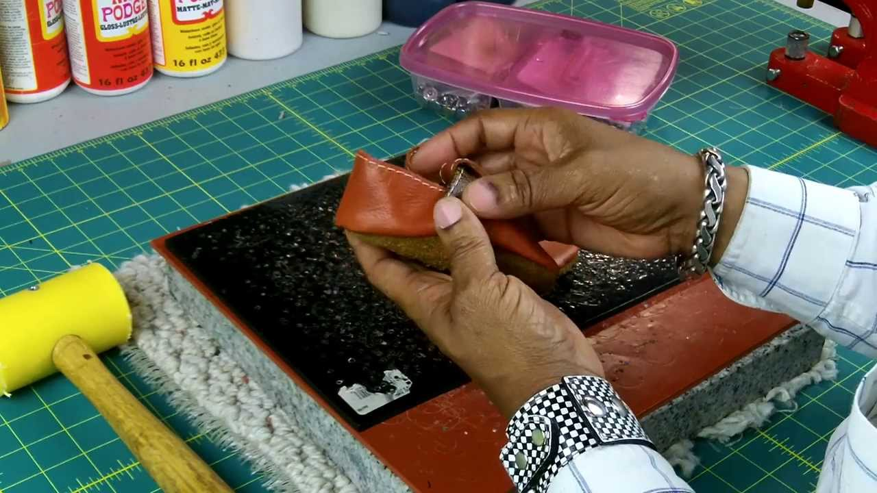 How To Make Leather Baby Shoes