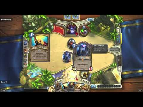Best of HysteriA  Hearthstone 2014
