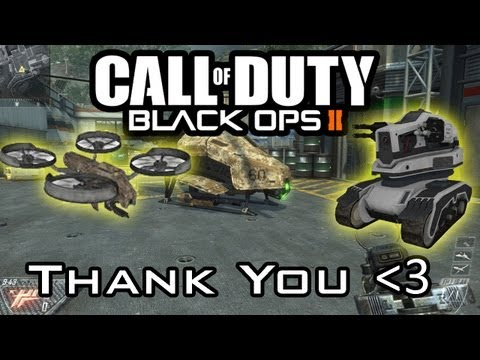 BO2 - Thank You - Dragon Fire + AGR = Awesome - Call of Duty