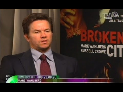 Mark Wahlberg (Broken City)