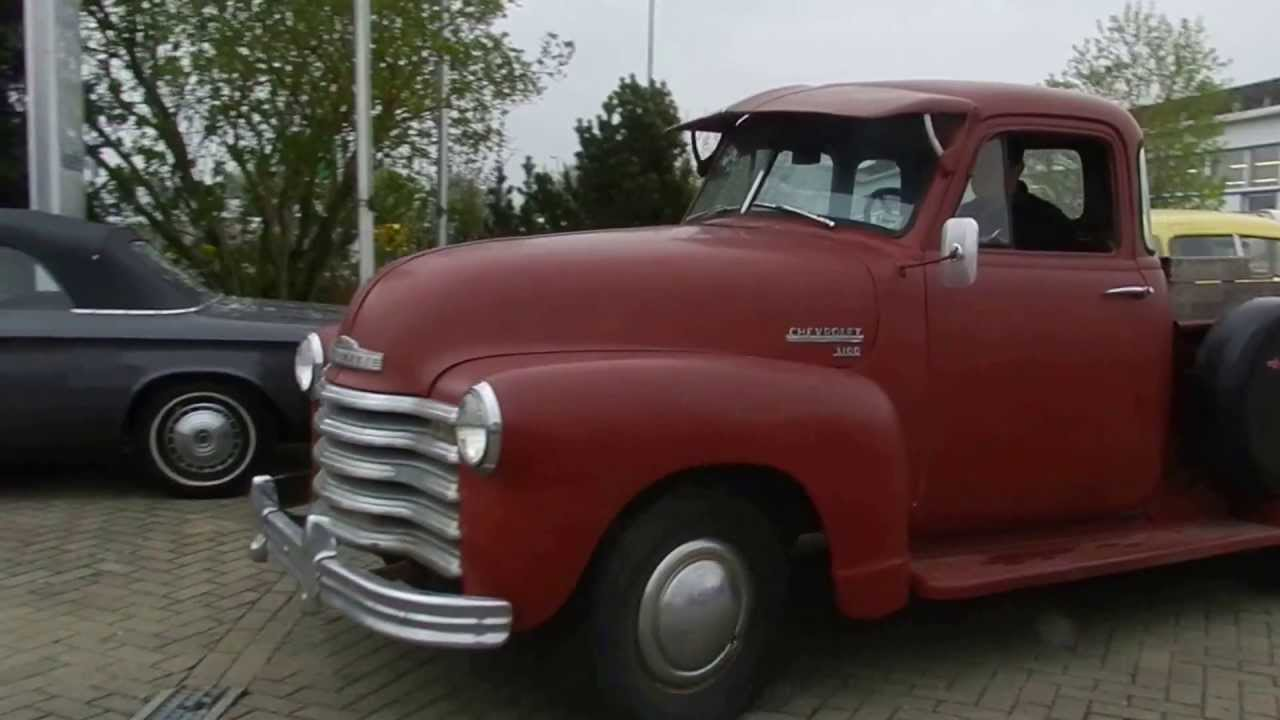 1953 chevrolet half ton 3100 step side pickup truck 5 for 1953 5 window