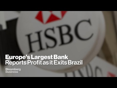 HSBC Profit Jumps 18 Percent as it Shifts Focus to Asia