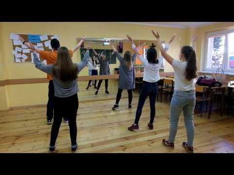 Taniec  Wielkanocny 2017 (Kroki Do Nauki Tańca)