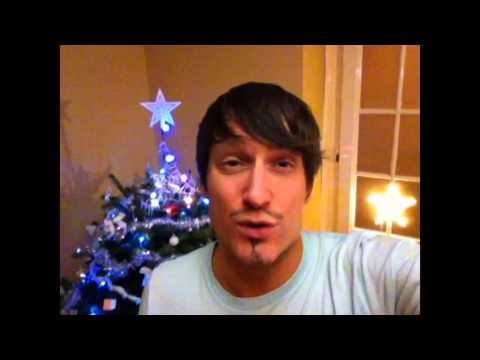 Karácsonyi üdvözlet Pély Barnától, A United Zenekar Frontemberétől