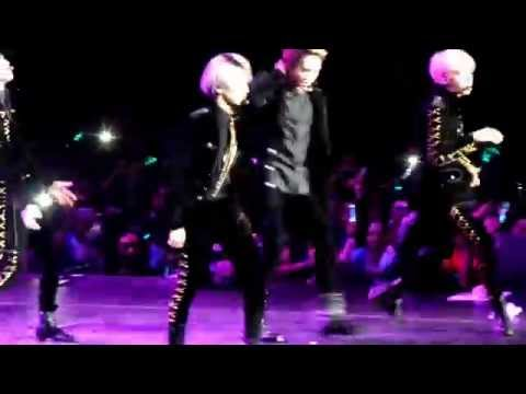 (140404) 1080P RING DING DONG- SHINee world III MEXICO CITY