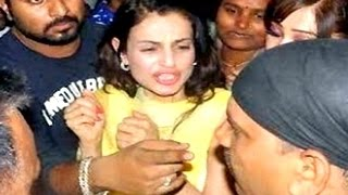 Bollywood actress MOLESTED in PUBLIC  | UNCUT VIDEOS | Survi Chatterjee, Ameesha Patel & MORE!